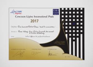 "Prix Innovate Product Design - ""Visuel de Communication"""