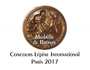 Médaille de bronze du concours Lépine